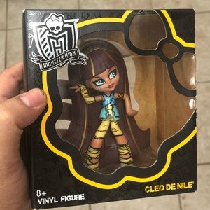Monster High Vinyl Figure CLEO DE NILE